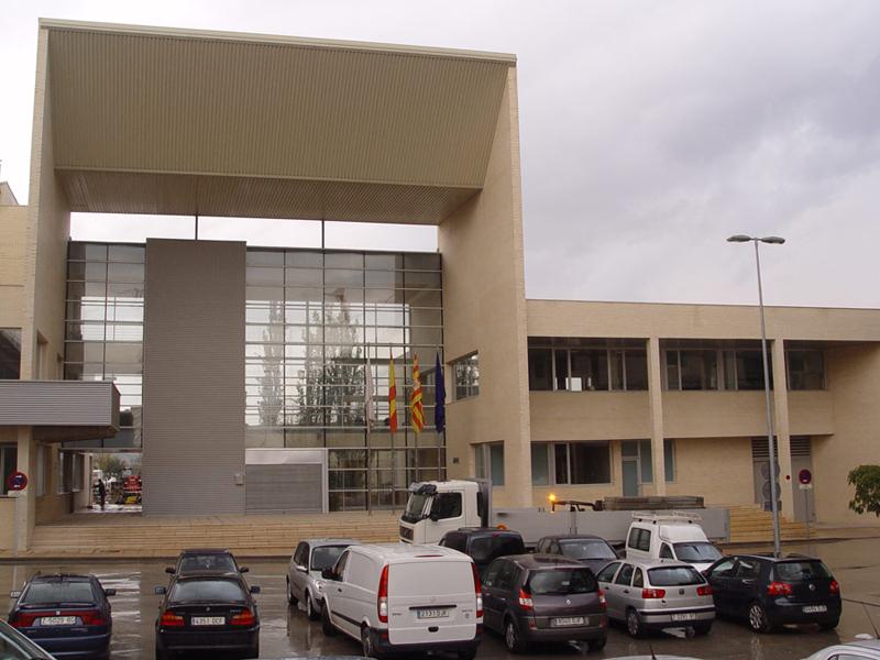 Mairie de Cuarte de Huerva