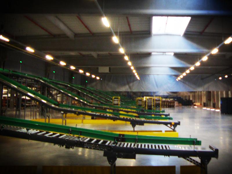 LEVITEC, automatización industrial