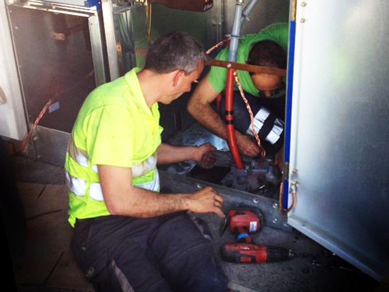 LEVITEC, mantenimiento integral