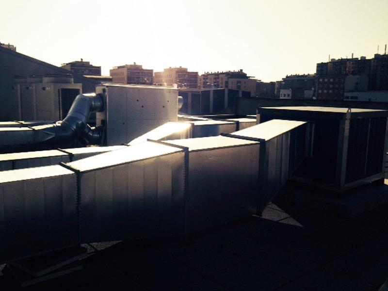 LEVITEC, sistemas de climatización
